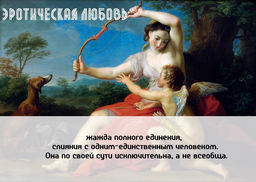 Э Фромм Эротическая Любовь